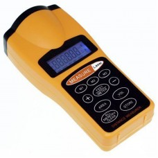 Laser Distance Meter Digital Ultrasonic Range Finder Measure Tape Diastimeter