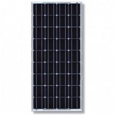 100W 18V Mono Solar Panel in Aluminium Frame