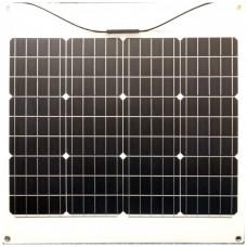 50W 18V Mono Semi Flexible  Solar Panel