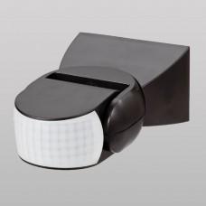 Black PIR Infrared Motion Sensor Light Switch ST15 for LED and Energy Saving Bulbs