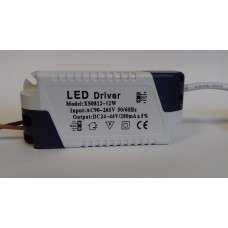 CONSTANT CURRENT LED DRIVER 280mA 12W 24-44V POWER SUPPLY TRANSFORMER