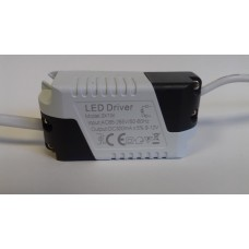 CONSTANT CURRENT LED DRIVER 300mA 3W 9-12V