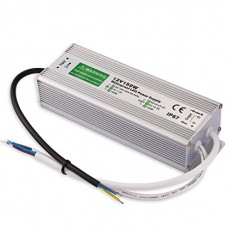 Waterproof IP67 DC 12V LED Driver Power Supply Transformer 12.5A 150W (Dual Output)