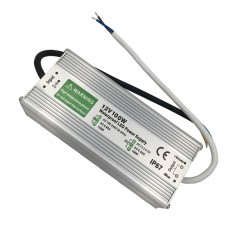 Waterproof IP67 DC 12V LED Driver Power Supply Transformer 8.3A 100W (Dual Output)