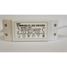 DIMMABLE CONSTANT CURRENT LED DRIVER 280mA 15W 45-84V POWER SUPPLY TRANSFORMER