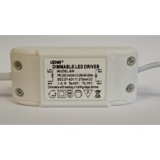 DIMMABLE CONSTANT CURRENT LED DRIVER 270mA 9W 27-42V POWER SUPPLY TRANSFORMER