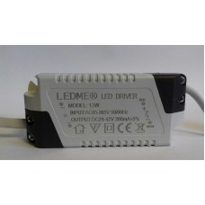 CONSTANT CURRENT LED DRIVER 280mA 12W 24-42V POWER SUPPLY TRANSFORMER