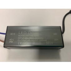 CONSTANT CURRENT LED DRIVER 600mA 36-42W DC 40-60V POWER SUPPLY TRANSFORMER for 600x600 panels