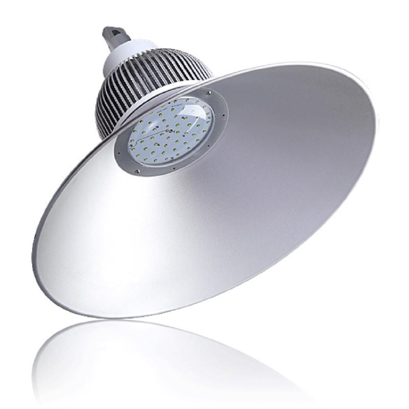 100W LED HIGH BAY LIGHT 9000 LUMENS IN COOL WHITE 6500K
