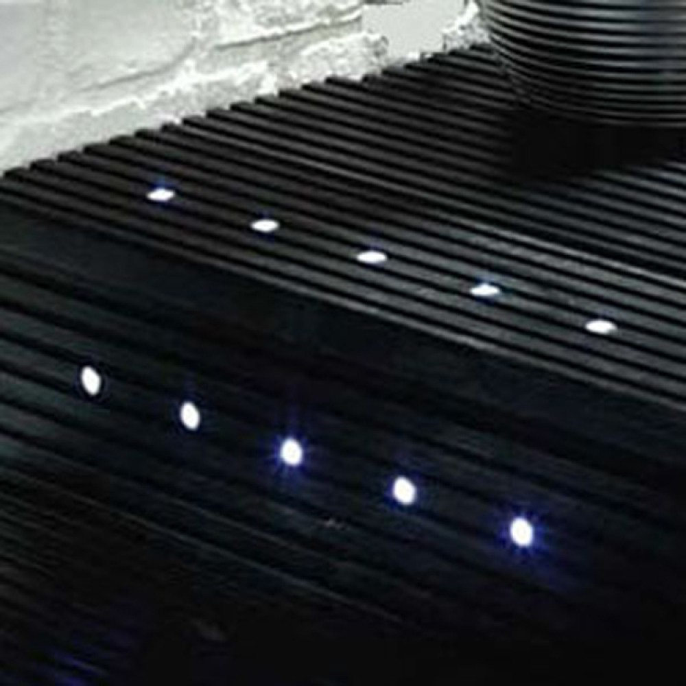 Led deck lights kit set of 10 in cool white 6000k mozeypictures Gallery