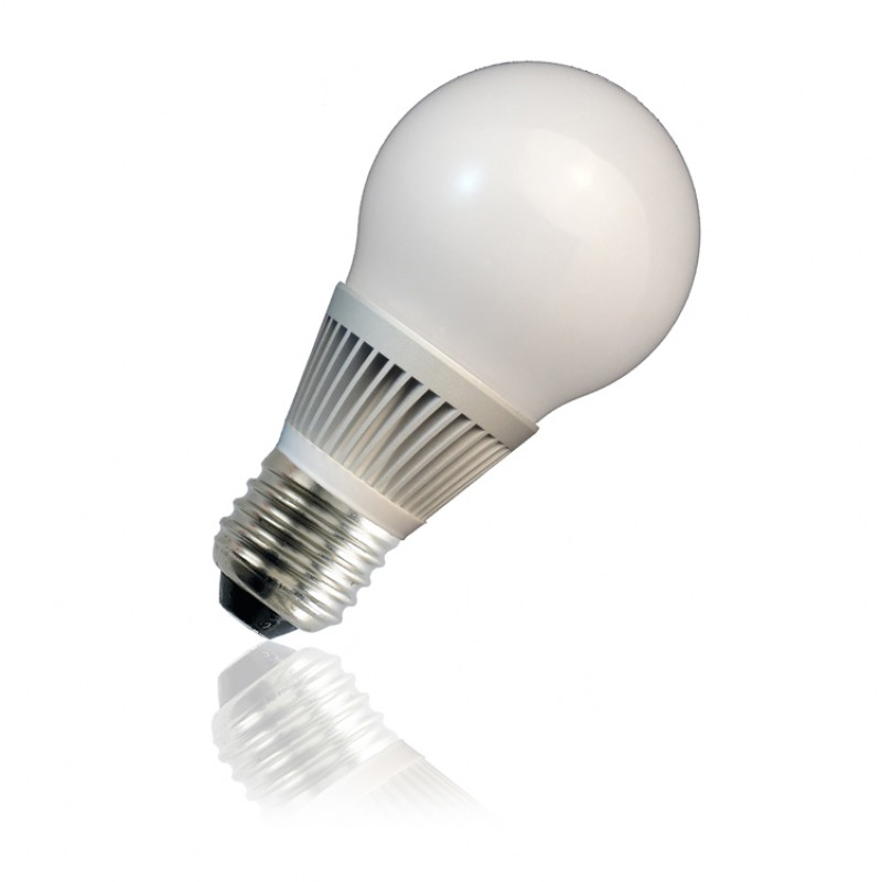9W Energy saving LED bulb  E27 in WARM WHITE