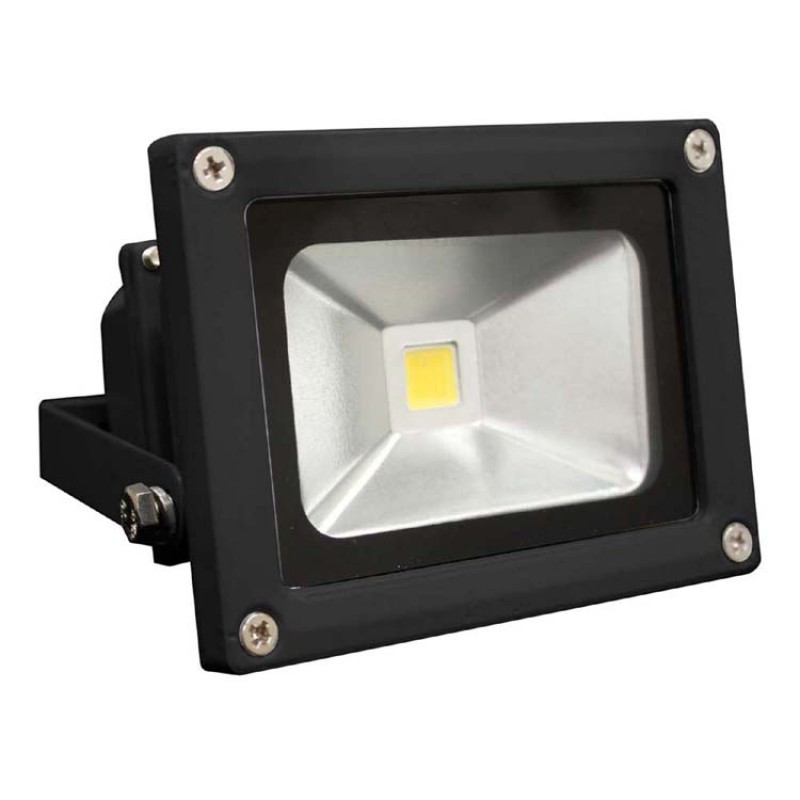 10W LED FLOOD LIGHT IN WARM WHITE
