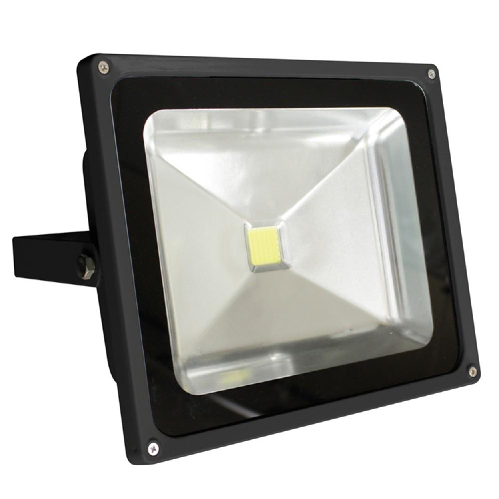50w led flood light in warm white. Black Bedroom Furniture Sets. Home Design Ideas