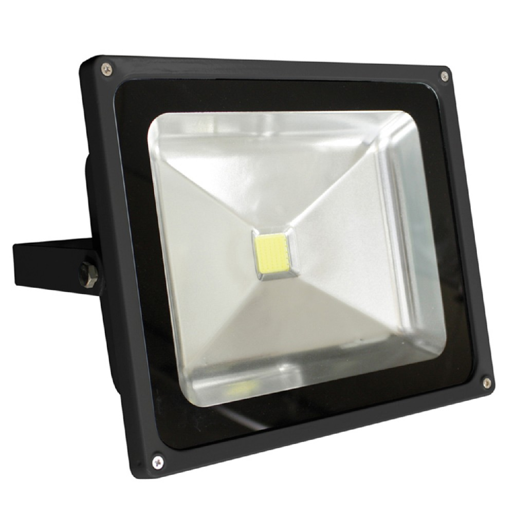 50W Waterproof LED Floodlight PIR Sensor Security Flood Light Cool Warm White UK
