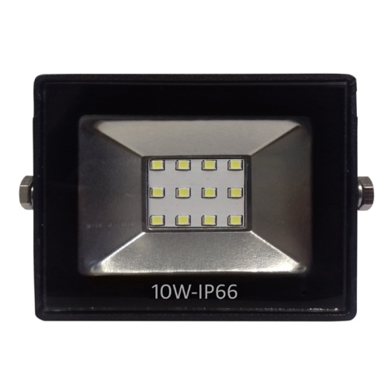 10W SMD LED Flood Light in Cool White 6000K