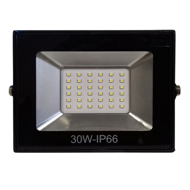 30W SMD LED FLOOD LIGHT SMD IN COOL WHITE 6000K