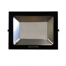 80W SMD LED FLOOD LIGHT SMD IN WARM WHITE 3200K