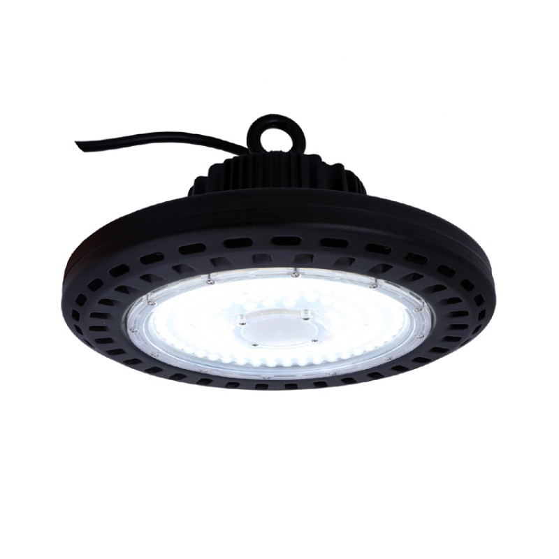 IP67 LED 100W UFO INDUSTRIAL COMMERCIAL HIGH BAY LIGHTING LAMP LIGHT WATERPROOF IN COOL WHITE 6000K 250W HPS/MH BULB EQUIVALENT