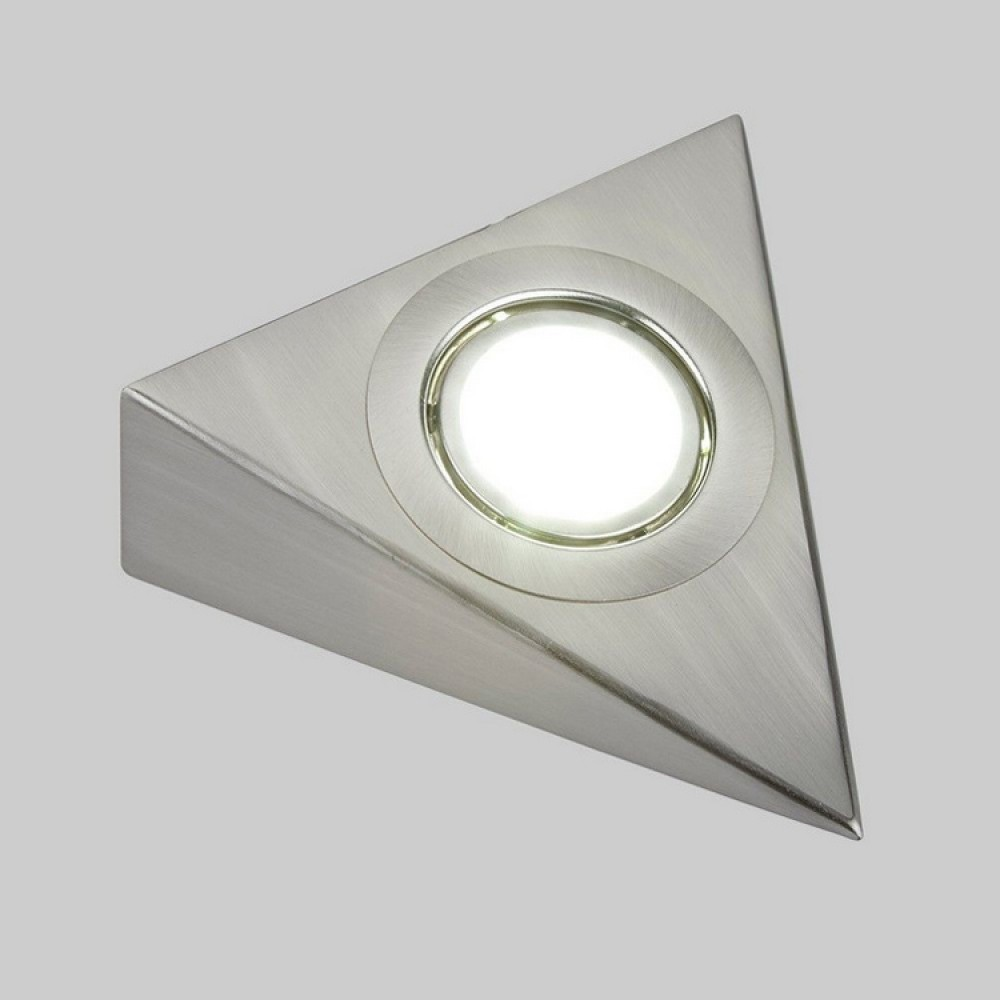 Cool Kitchen Lights: Kitchen Under Cabinet Triangle Led Light In Cool White 6000k
