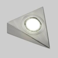 KITCHEN UNDER CABINET TRIANGLE 3.5W LED LIGHT IN WARM WHITE 3200K