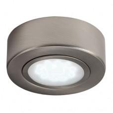A++ Kitchen Under Cabinet Round 3.5W LED Light in Cool White 6000K