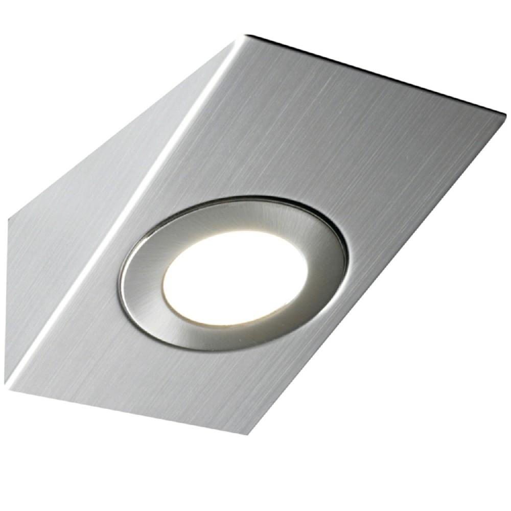Kitchen Cabinet Lights Led: Kitchen Under Cabinet Triangle Led Light In Cool White 6000k