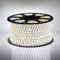 240V LED Strips Light 3528 SMD 60 per metre Waterproof IP65 Cool White 6000K