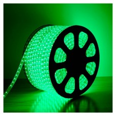 240V LED Strips Light 3528 SMD 60 per metre Waterproof IP65 Green