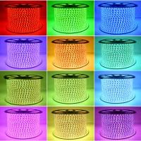 240V LED RGB Strips Light 5050 SMD 60 per metre Waterproof IP65