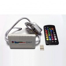 240V Power Cord - Connection Kit for RGB 5050 LED Strips Light