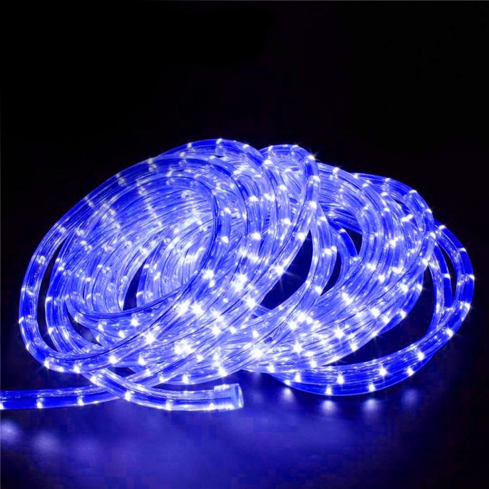 240v Led Rope Light 36 Per Metre Waterproof Ip65 Blue