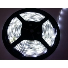 5M Single Colour Flexible LED 5050 SMD Lights 12V  in COOL WHITE