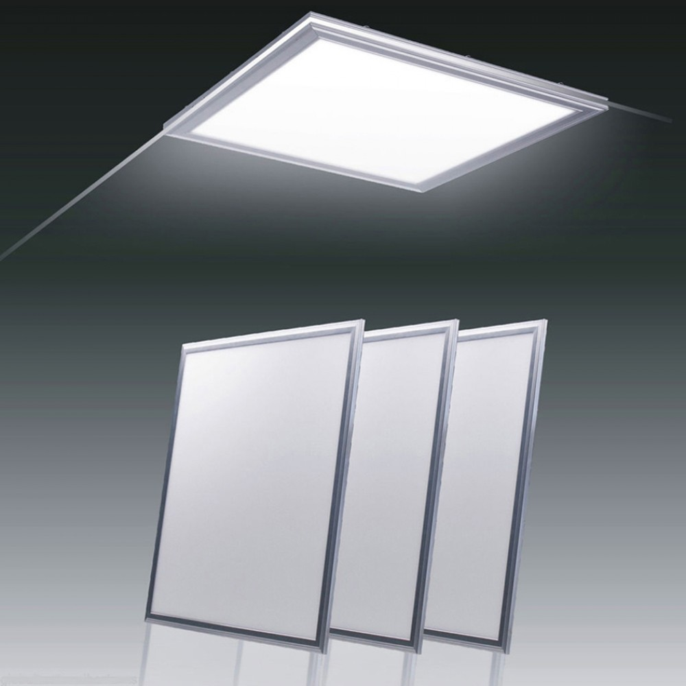 36w Led Panel Light Recessed 600x600 Ceiling Modular Lights Home Office Day White 4000 4200k