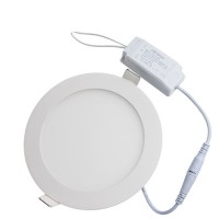 12W Round Recessed Ultra-slim Ceiling LED Light Lamp in Warm White