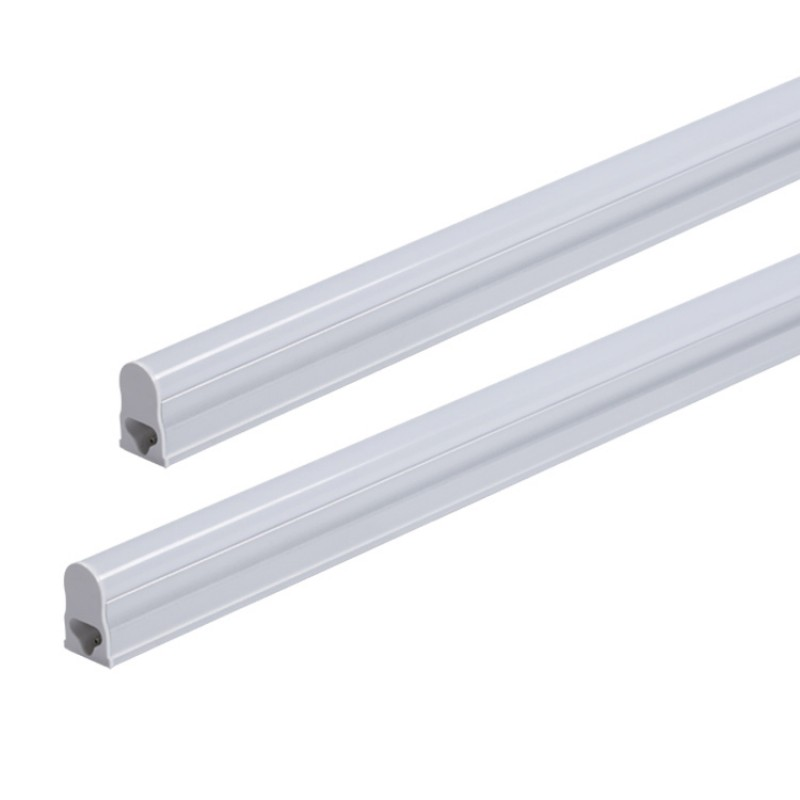 T5 LED KITCHEN UNDER CABINET INTEGRATED TUBE BATTEN 2' 600mm in Warm White 3200K